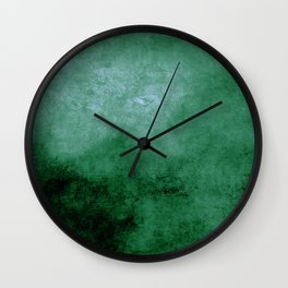 Abstract Cave VI Wall Clock
