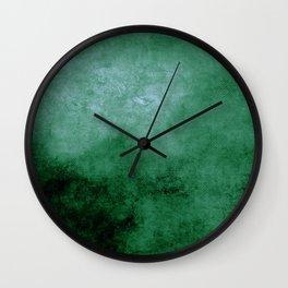 Abstract Cave VI Wall Clock
