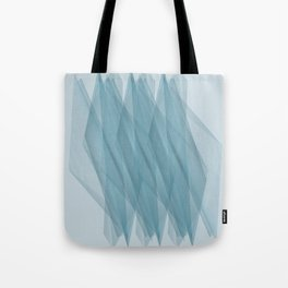 Twisted Lines Tote Bag