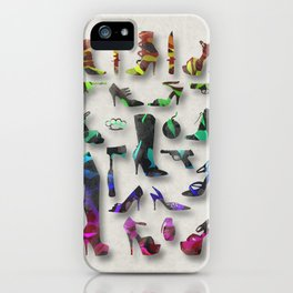 Female Trouble iPhone Case