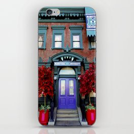 Monsters University Grounds I iPhone Skin