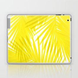Palms Yellow Laptop & iPad Skin