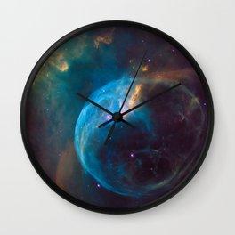 Nebula Wall Clock