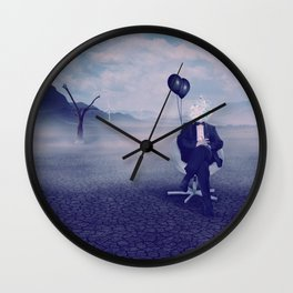 Money Control #01 Wall Clock