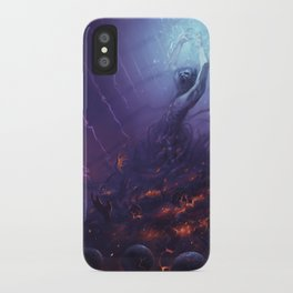 The Sorcerer iPhone Case