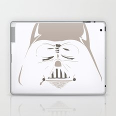 Ghost Darth Vader Laptop & iPad Skin