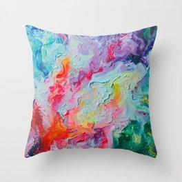 Elements Throw Pillow