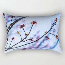 The Fuzz II Rectangular Pillow