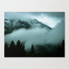 breathe me in Canvas Print