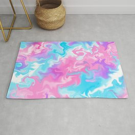 Cotton Candy Dream Rug