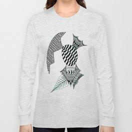 Fish Egg Creature Long Sleeve T-shirt