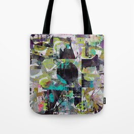 Infectious Infrastructure Tote Bag