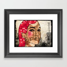 155. Framed Art Print
