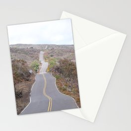 The Journey - Meditation Road Stationery Cards