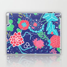 Flowers and Cactus Laptop & iPad Skin