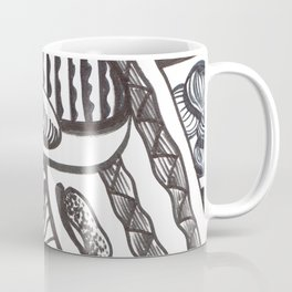 Peanut butter. Coffee Mug
