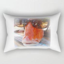 Cool Fish..... Rectangular Pillow