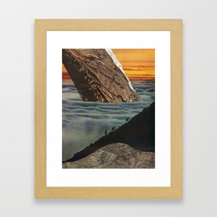 behemoth Framed Art Print