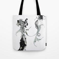 Plague & Her Sumptuous Belongings Tote Bag