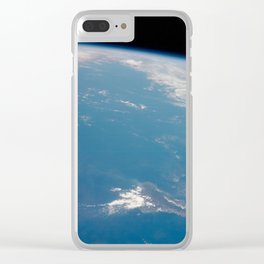 Apollo 7 - Hawaii Clear iPhone Case