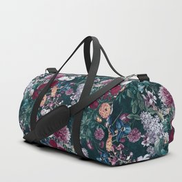 EXOTIC GARDEN - NIGHT XVIII Duffle Bag