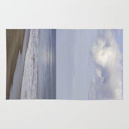 St Augustine beach Rug
