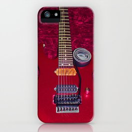 2001 Ibanez RG7420 Custom iPhone Case