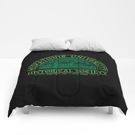 Miskatonic Historical Society Comforters
