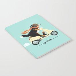 Bern Rubber Notebook