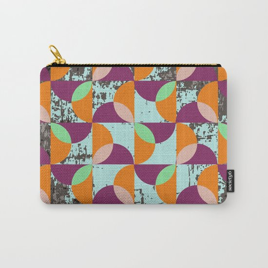 Geometric#15 Carry-All Pouch