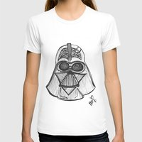 dark side T-shirts featuring Dark Side by Josée Lennon