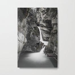 Water Fall Metal Print