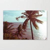sunshine Canvas Prints featuring sunshine by Farkas B. Szabina