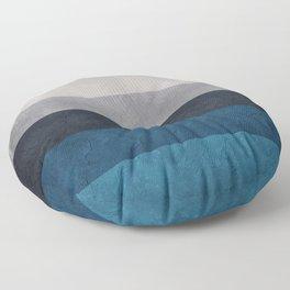 Greece Hues Floor Pillow