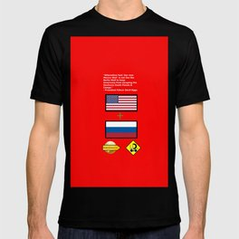 Mexico Wall is new Berlin Wall T-shirt