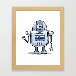 Addy Framed Art Print
