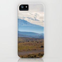 Shasta Road iPhone Case