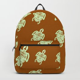 Bright Turtles Backpack