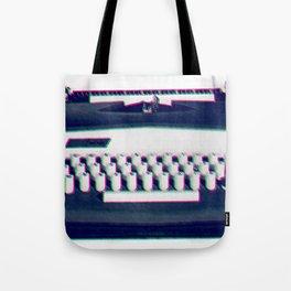 typing Tote Bag