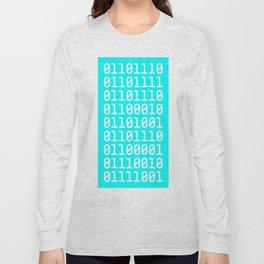 Nonbinary Long Sleeve T-shirt