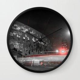 Night Train Wall Clock