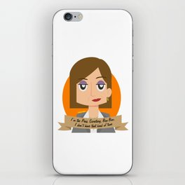 CJ v2 iPhone Skin