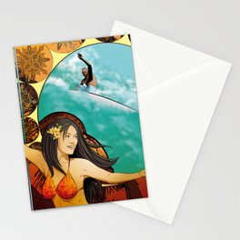 HAWAÏ Stationery Cards