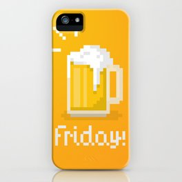 Pixel Friday iPhone Case