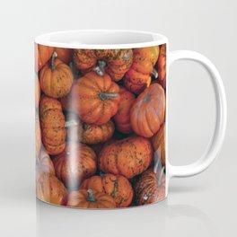 Orange Gourds Coffee Mug
