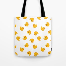 Rubber duck toy Tote Bag