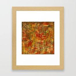 Gem 8 Framed Art Print