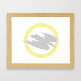 Legends of Tomorrow - White Canary Framed Art Print