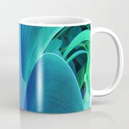 509 - Abstract garden design Coffee Mug