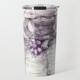 Marietta Roses Travel Mug